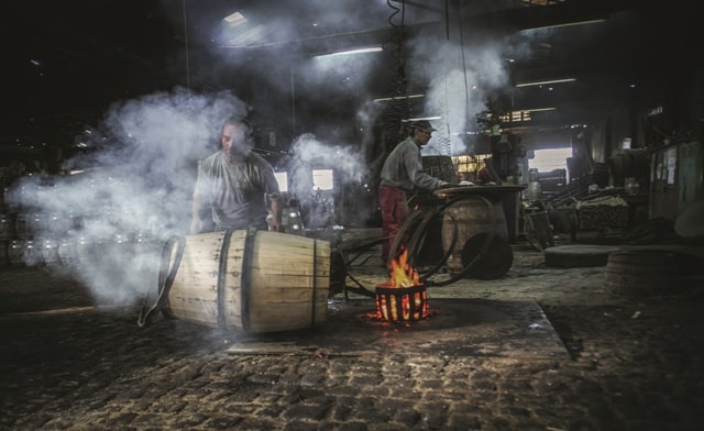 cooperage tour near Porto